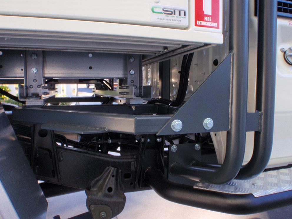 79 Toyota Landcruiser Fitout - ROPS
