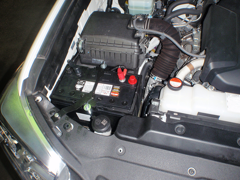 Toyota Prado 150 Series Dual Battery - After