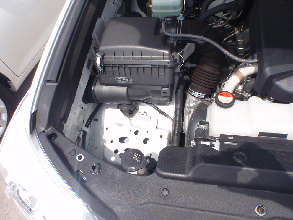 Toyota Prado 150 Series Dual Battery - Before