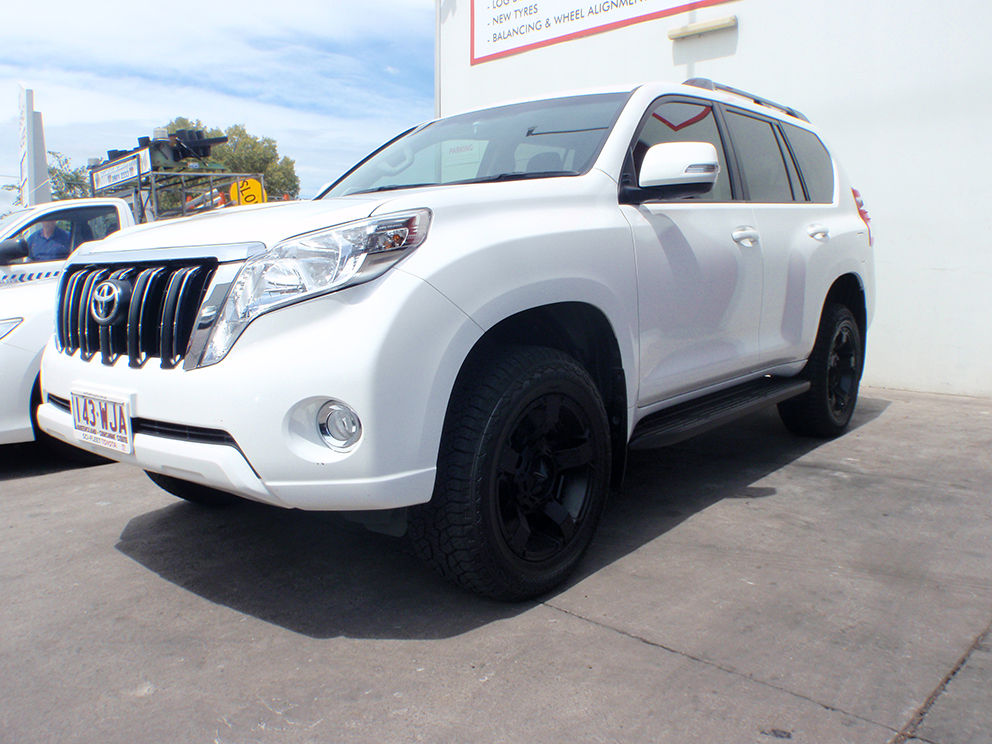 Toyota Prado 150 Series Dual Battery & Electrical - Minor Fitout