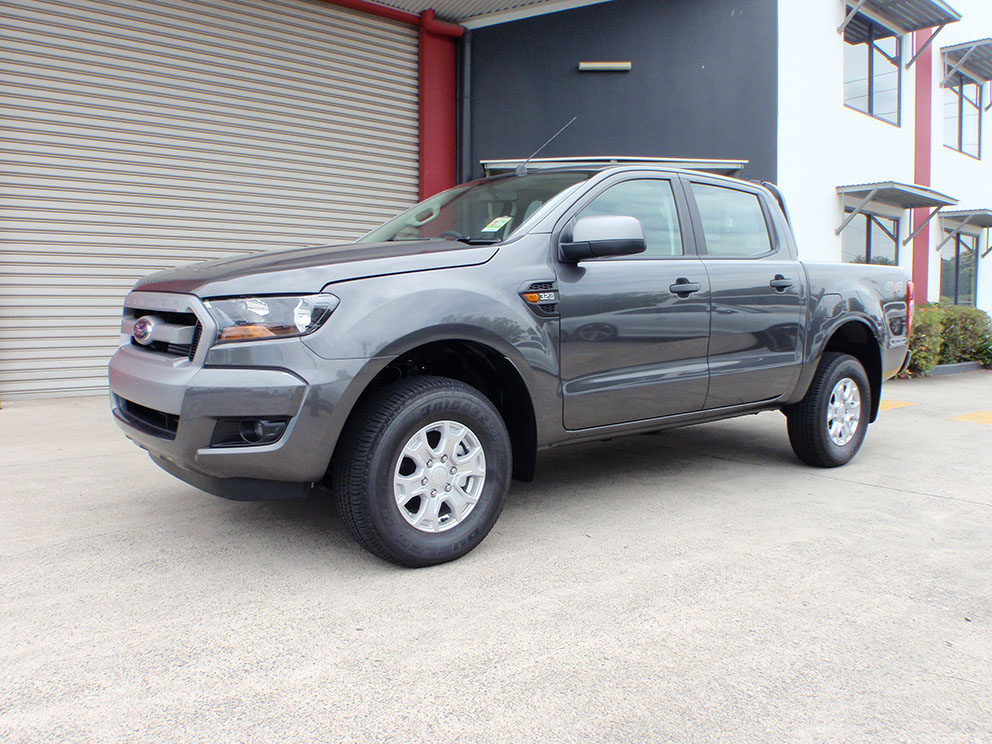 Ford Ranger Before GVM Upgrade Lovells SSM