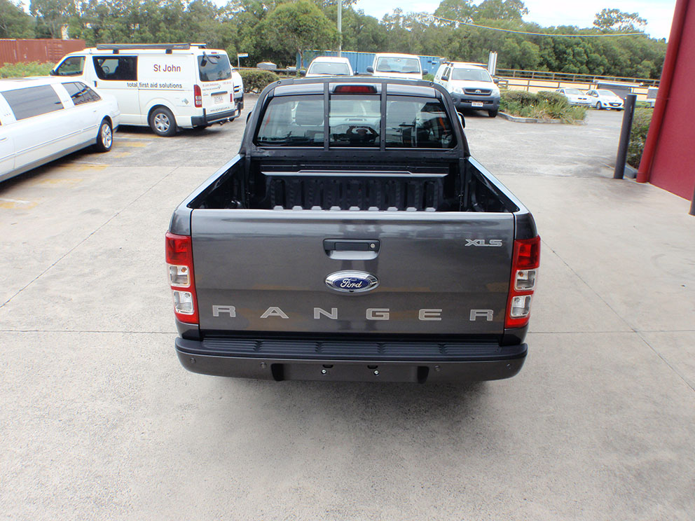 Ford Ranger Before Outback 4wd Interiors Rear Drawer System