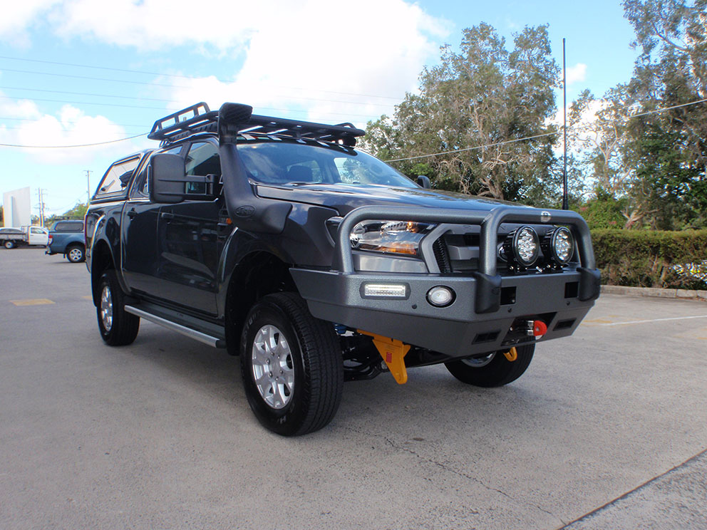 Ford Ranger ECB Bullbar
