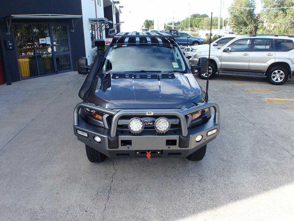 Ford Ranger Safari Armax Snorkel