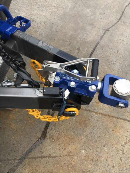 bam garage lc200 towing upgrade 4000kg